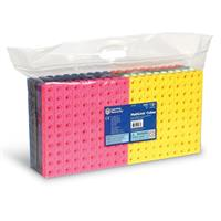 MathLink® Cubes Set aula de 1000 piezas