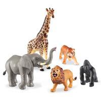 Animales jumbo de la jungla de Learning Resources