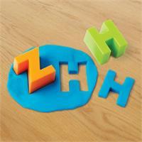 Bloques de letras de Learning Resources