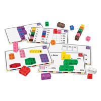 Conjunto de fluidez matemática MathLink® Cubes