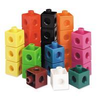 Cubos encajables Snap Cubes® de Learning Resources (1000 piezas)
