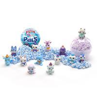 Espuma de juegos con figuritas de los amigos Playfoam® Pals™ Snowy Friends (serie 3 - pack de 6)