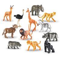 Figuras de animales de la jungla de Learning Resources