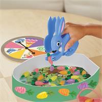Juego de conejos Hoppy Floppy's Happy Hunt Game de Learning Resources