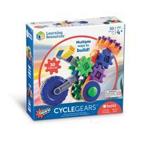 Motocicletas con engranajes CycleGears de Gears! Gears! Gears! de Learning Resources