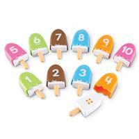 Polos de números Number Pops de Smart Snacks de Learning Resources