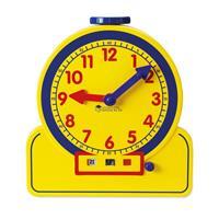 Reloj de 24 horas para el profesor Primary Time Teacher de Learning Resources