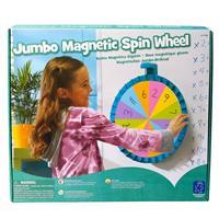 Ruleta magnética gigante SpinZone de Learning Resources