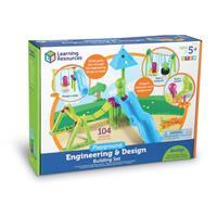 Set de actividades de STEM - ingeniería y diseño de Learning Resources
