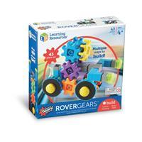 Vehículos de exploración con engranajes RoverGears de Gears! Gears! Gears! de Learning Resources