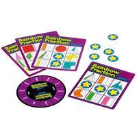 Bingo de fracciones de Learning Resources