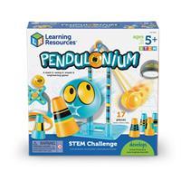 Circuitos de pruebas de STEM con Pendulonium de Learning Resources
