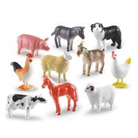 Figuras de animales de la granja de Learning Resources