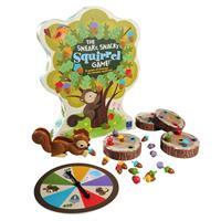 Juego para asociar colores Sneaky, Snacky Squirrel GameT de Learning Resources