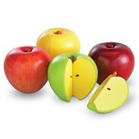Manzanas fraccionarias de Learning Resources
