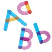 Set de actividades para la construcción de letras de Learning Resources