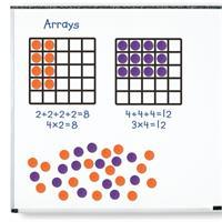 Set de cuadrículas gigantes para demostración de Learning Resources