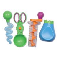 Set de herramientas motricidad fina para arena y agua