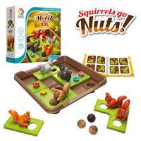 Squirrels Go Nuts XXL