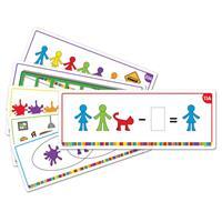 Tarjetas de actividades para las figuras de la familia All About Me de Learning Resources